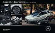 GLE and M-Class Accessories